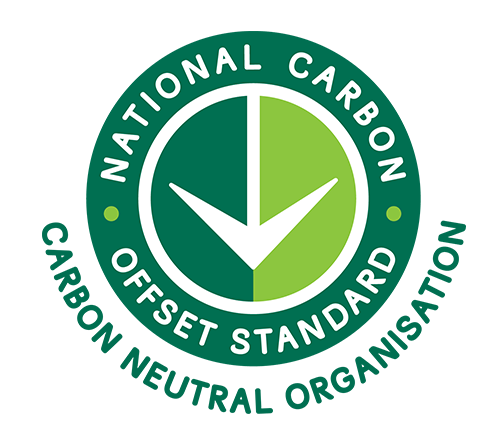 NCOS Carbon Neutral Certified Trade Mark